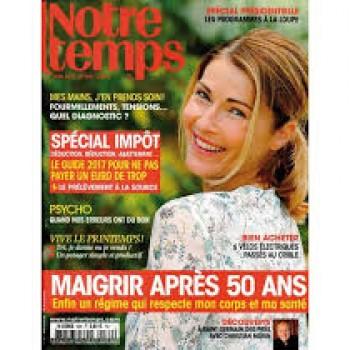 Magazine Notre temps  Évasion: en Dordogne, avec Fabienne Amiach