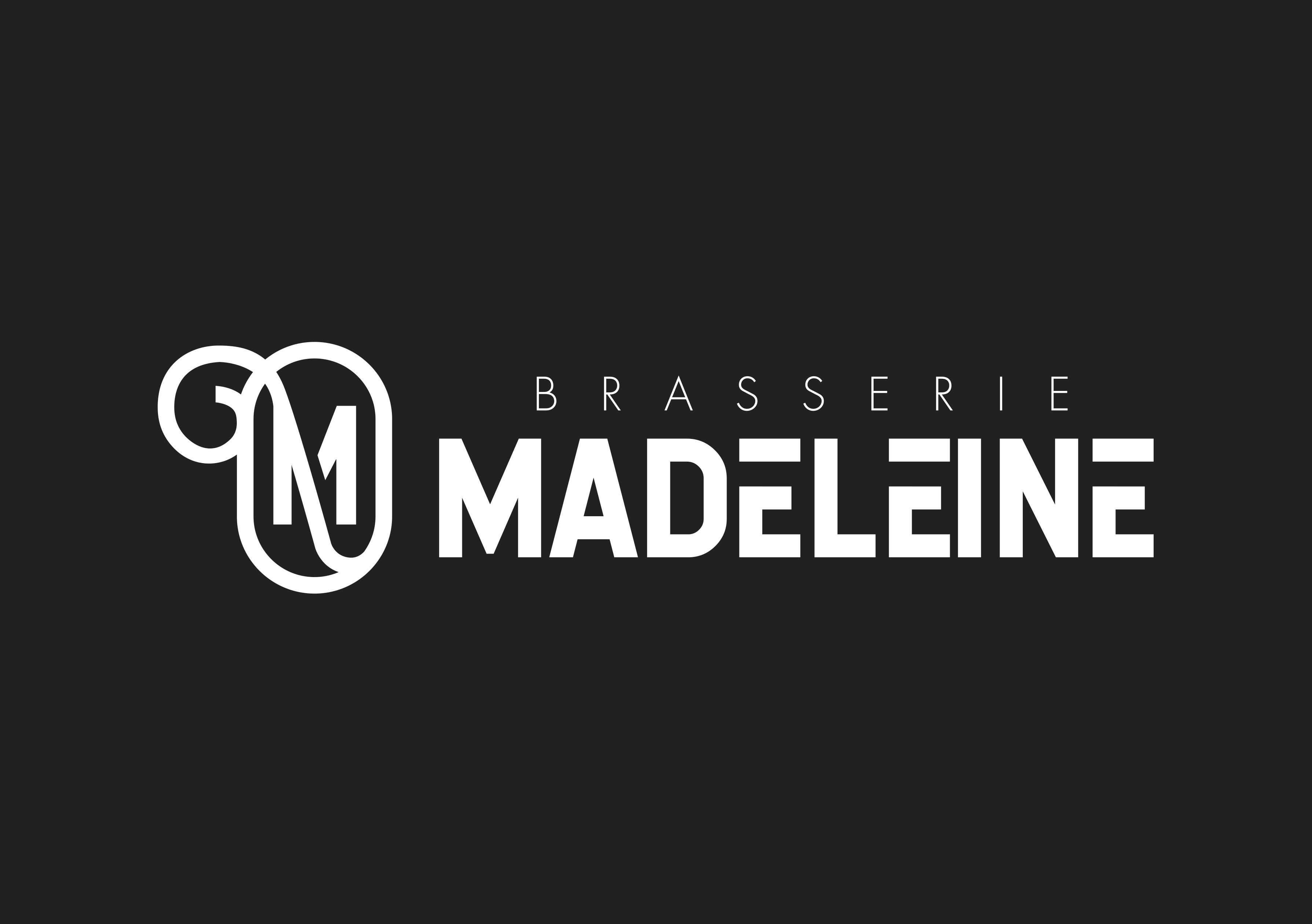 Logo Brasserie Madeleine