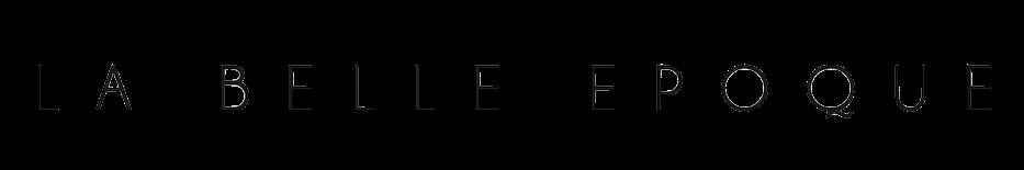 Logo La Belle époque