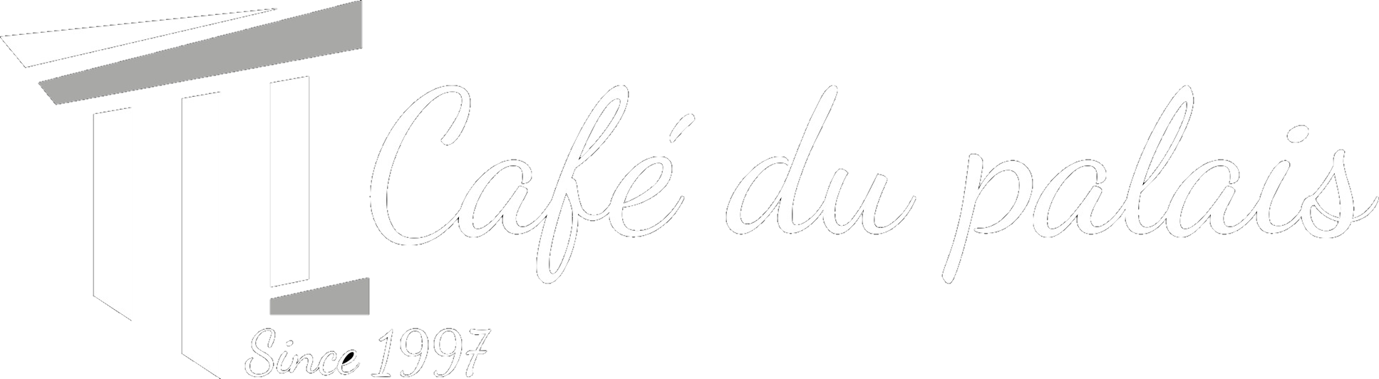 Logo Cafe du palais