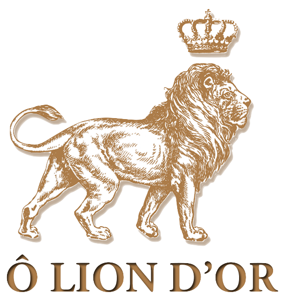 Logo O Lion d'or