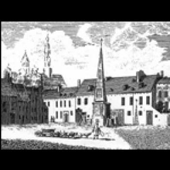 Histoire de la place Saint Gery