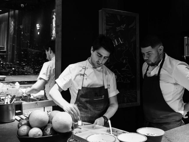 La Mezcaleria Paris La convivialité en cuisine