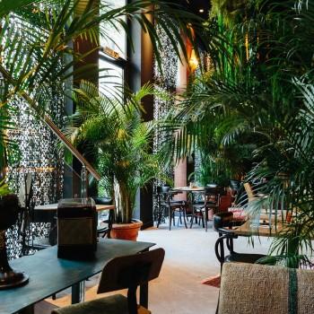 Villa Schweppes - Le Kube Hotel : la carte d'hiver apocalyptique du bar l'Après