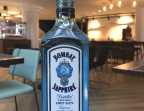 Photo Gin Bombay Sapphire - Le Hangar