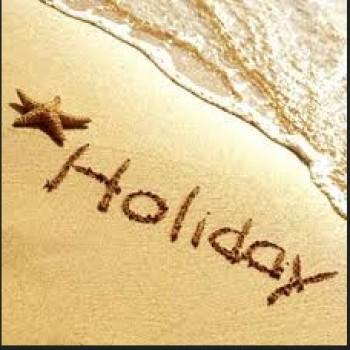 Les vacances d'été !