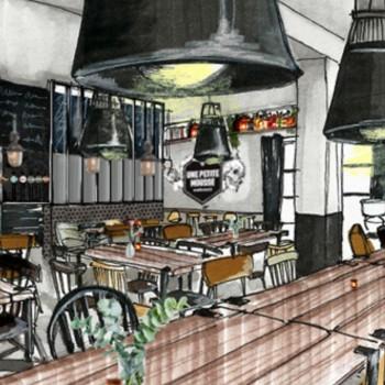 Une Petite Mousse : un nouveau paradis de la bière « ambiance rock'n'roll' »