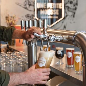 Untilted Mag · Une Petite Mousse ouvre son bar-restaurant