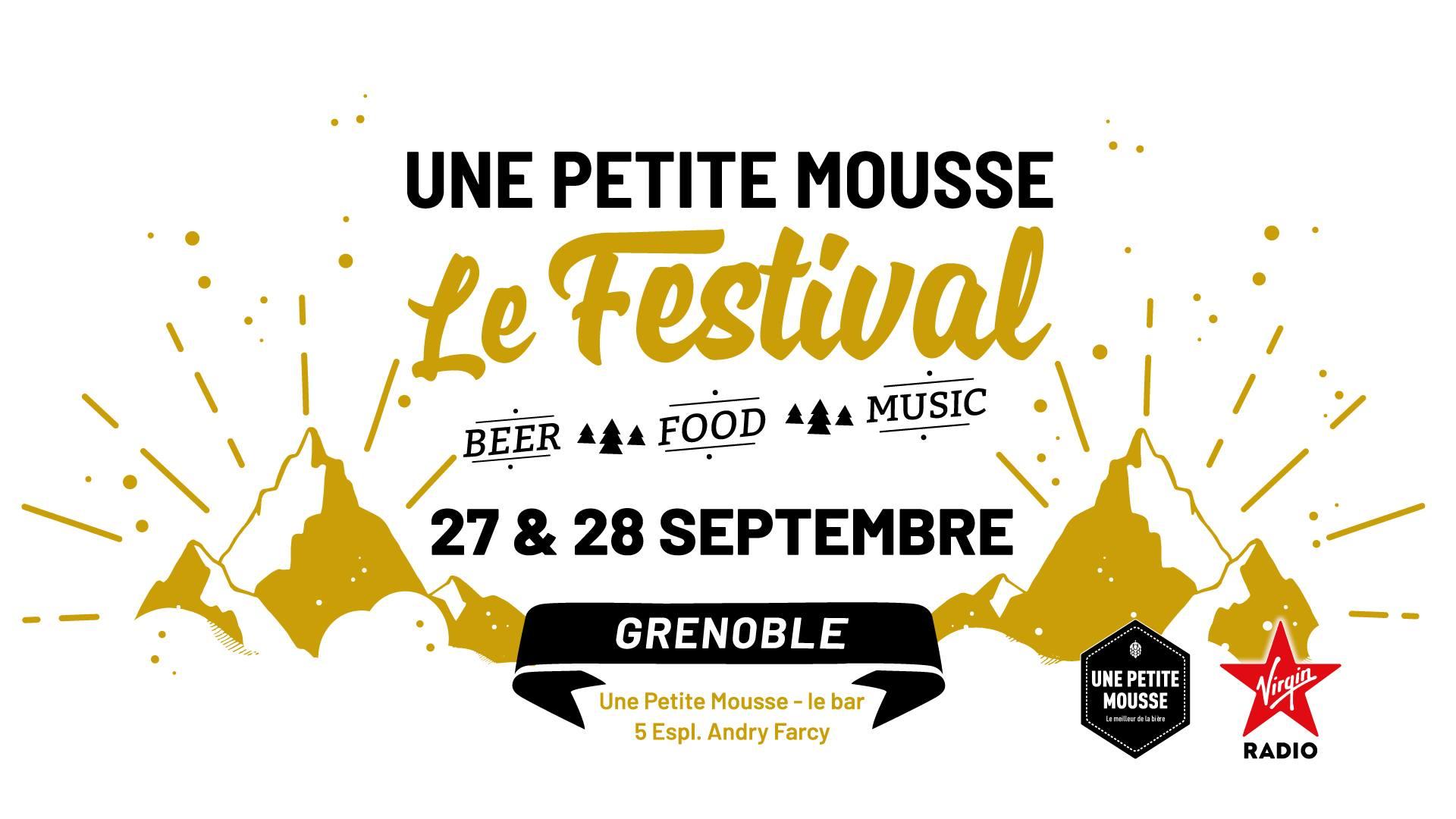 Festival Une Petite Mousse