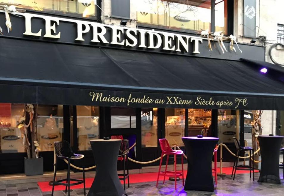 Brasserie Le Président