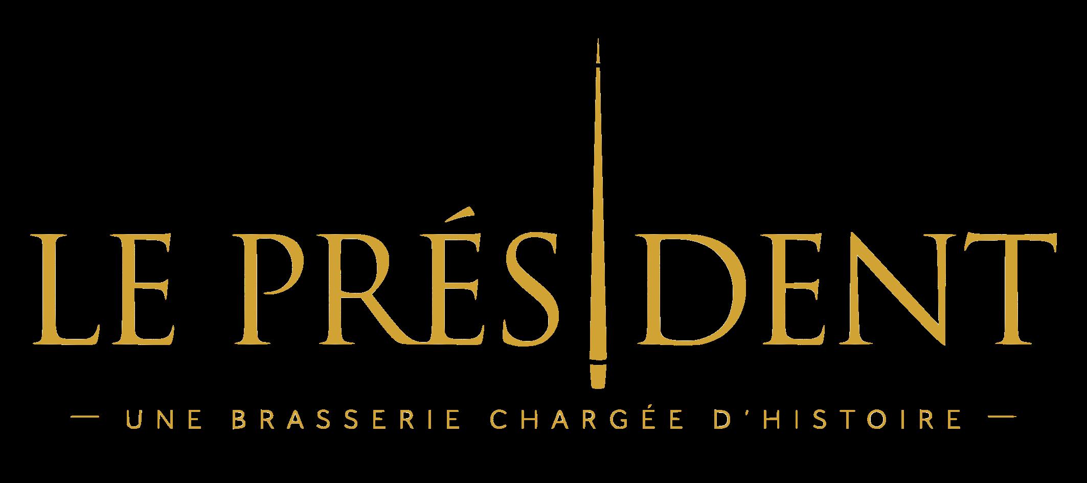 Logo Le Président