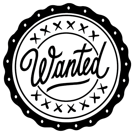 Logo WANTED