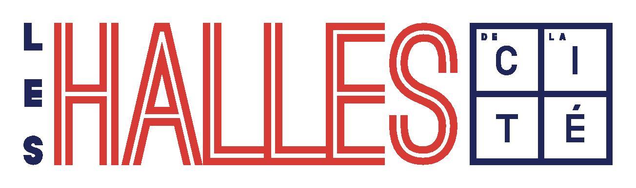 Logo HALLES DE LA CITÉ