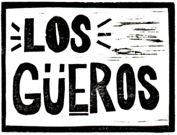 Logo Los Gueros