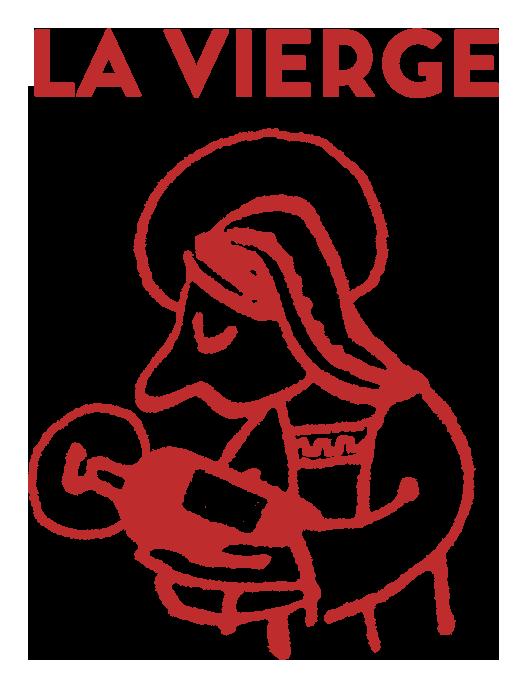 Logo LA VIERGE