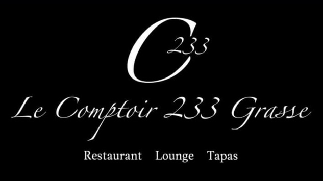 Logo Le comptoir 233 Grasse