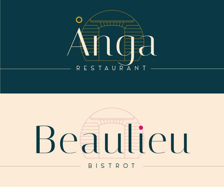 Logo Restaurant gastronomique Ånga