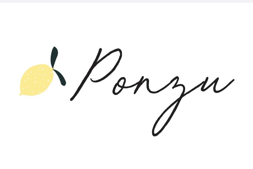 Logo Ponzu - Restaurant