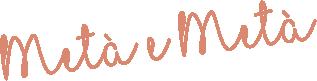Logo Metà e metà