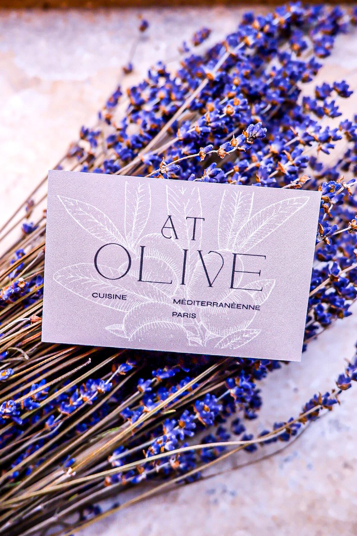 Logo AT Olive
