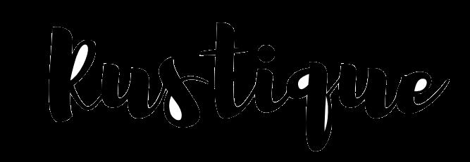 Logo Rustique