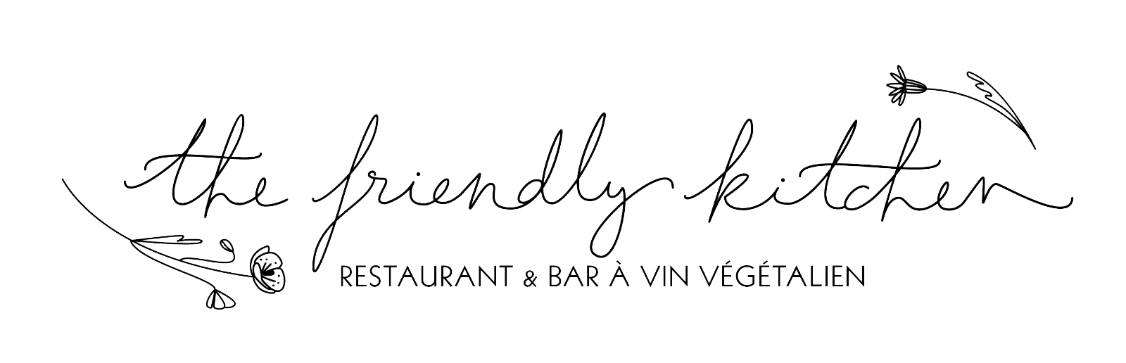 Logo The Friendly Kitchen