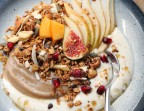 Photo Granola bowl - The Friendly Kitchen