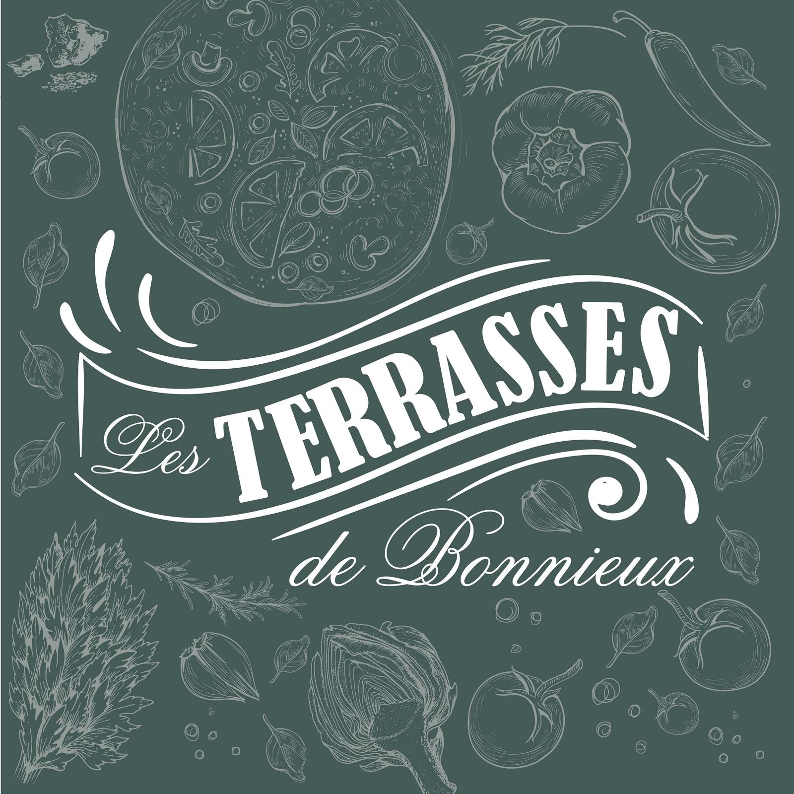 Logo Les Terrasses de Bonnieux