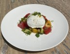 Photo Burrata Crémeuse - Les Terrasses de Bonnieux
