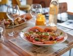 Photo Salade Italienne - Les Terrasses de Bonnieux