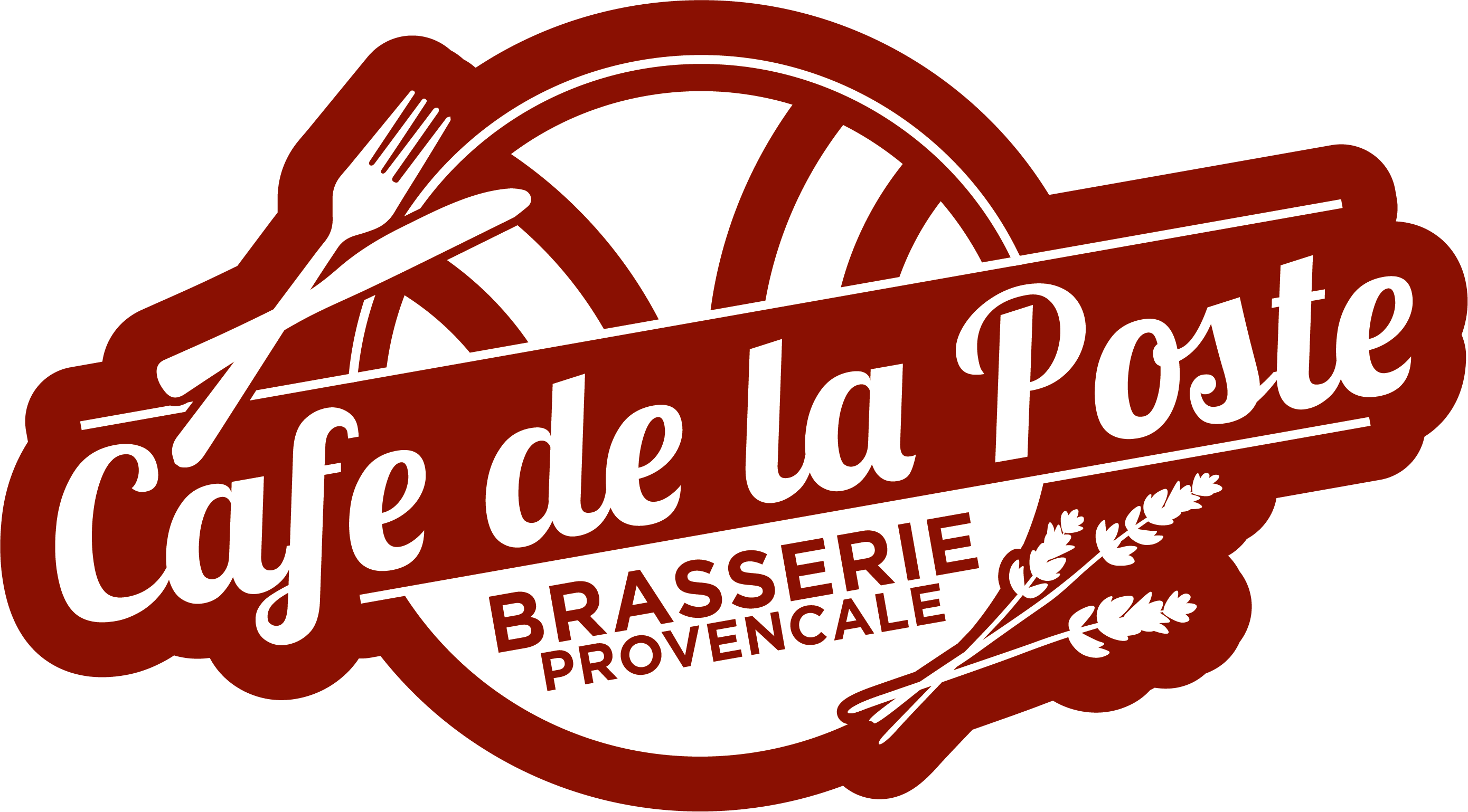 Logo Café de la Poste
