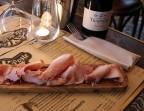 Photo Le jambon Italien aux herbes - Café de la Poste