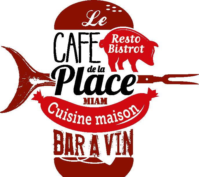 Logo Café de la Place - Pernes
