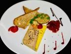 Photo Terrine de foie gras de canard et son chutney  - LE MOULIN DE LA GALETTE