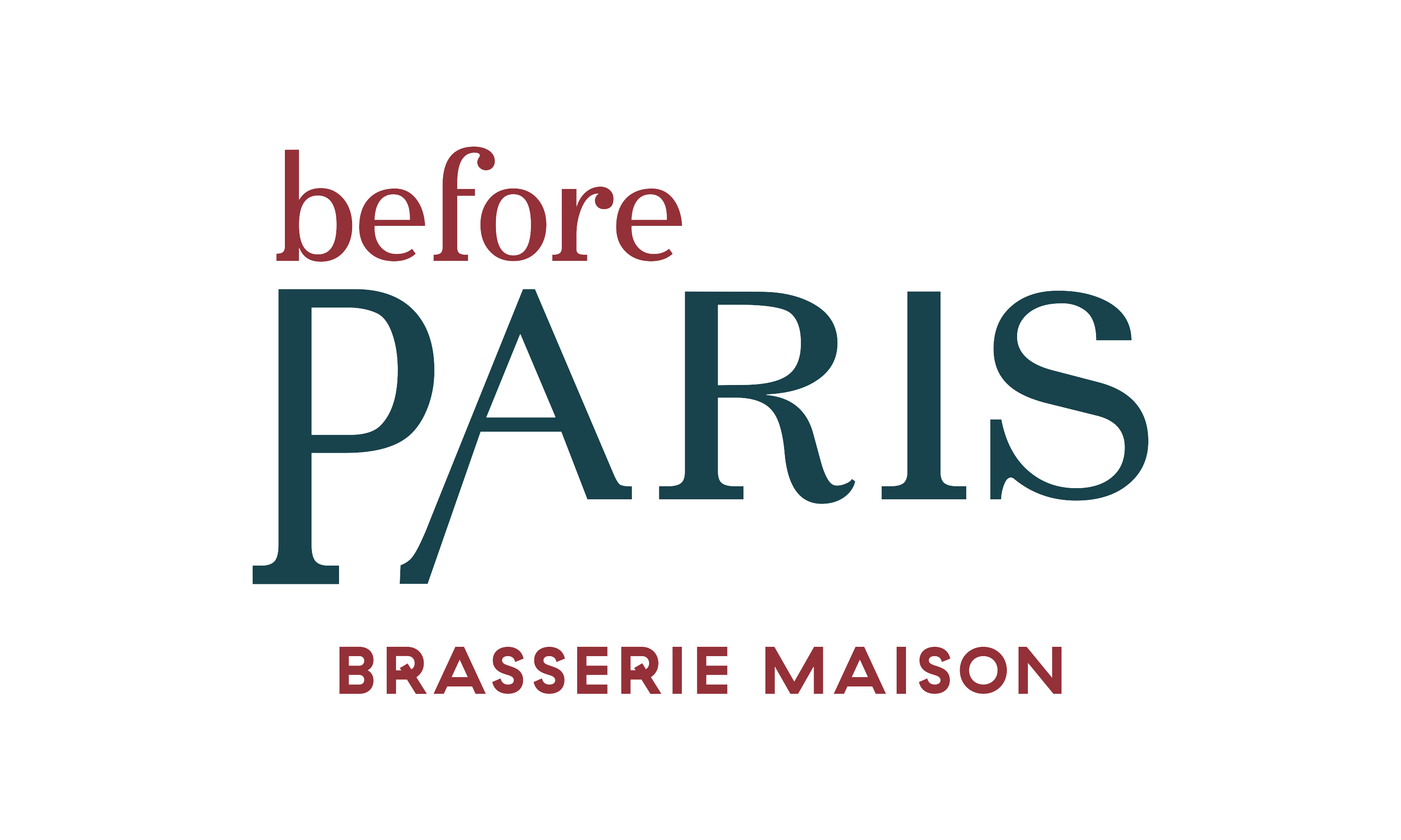 Logo before Paris