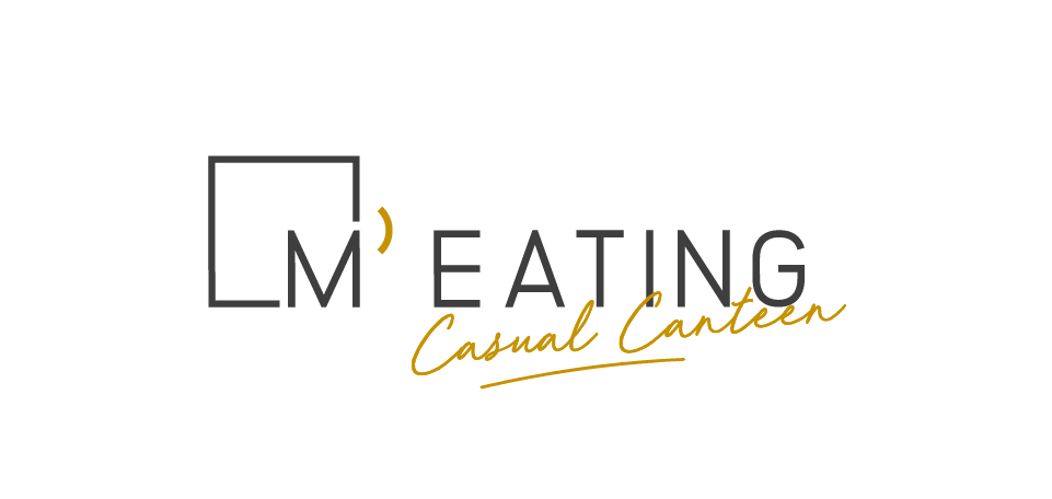 Logo M'Eating Casual Canteen