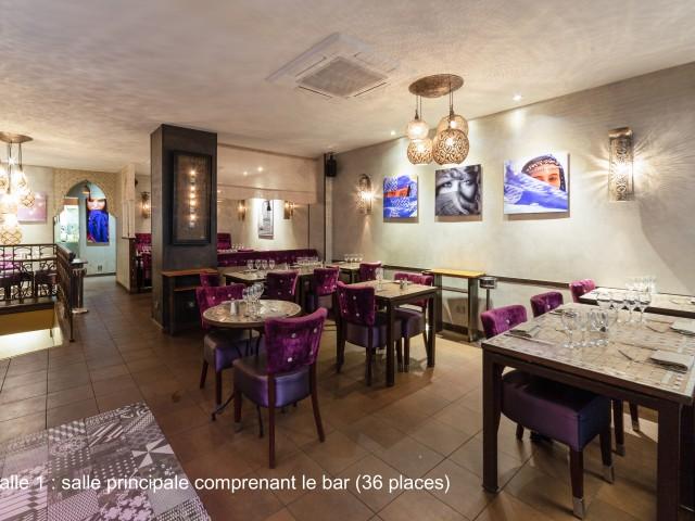 Restaurant L'Oriental Paris