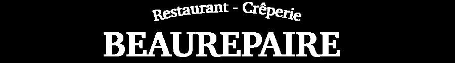 Logo Crêperie Beaurepaire