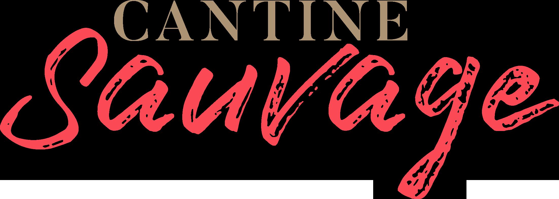 Logo Cantine Sauvage