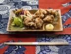 Photo Tori Karaage (Poulet marinés et frits à la japonaise) - AtsuAtsu