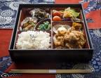Photo FORMULE BENTÔ POULET KARAAGE (morceaux de poulet marinés et frits à la japonaise) - AtsuAtsu