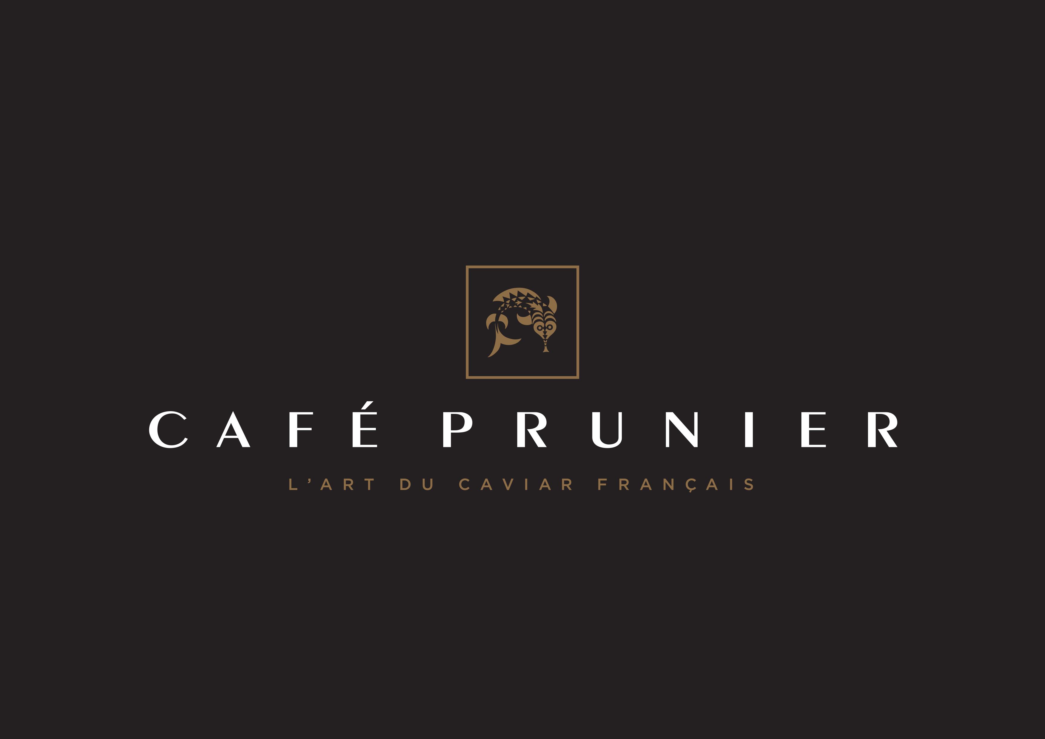 Logo Café Prunier - Victor Hugo