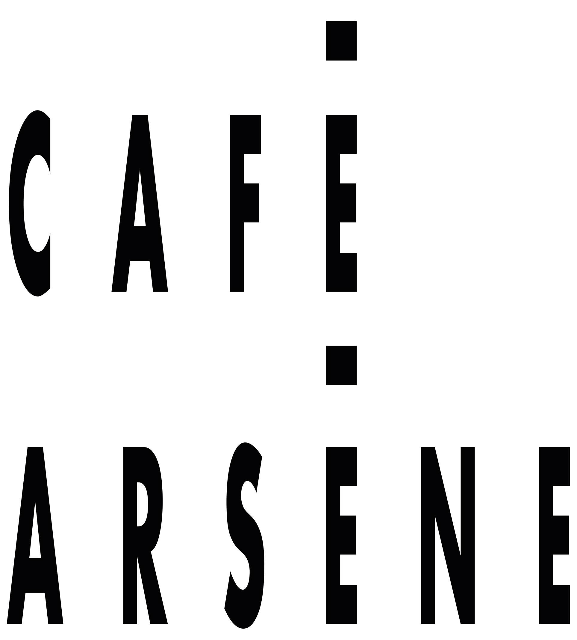 Logo Café Arsène Ainay