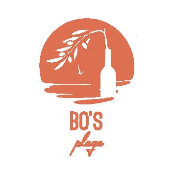 Logo BO'S PLAGE