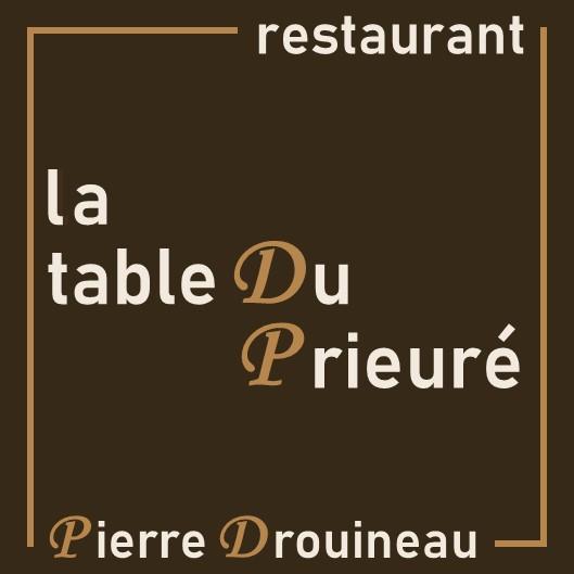 Logo La Table du Prieuré