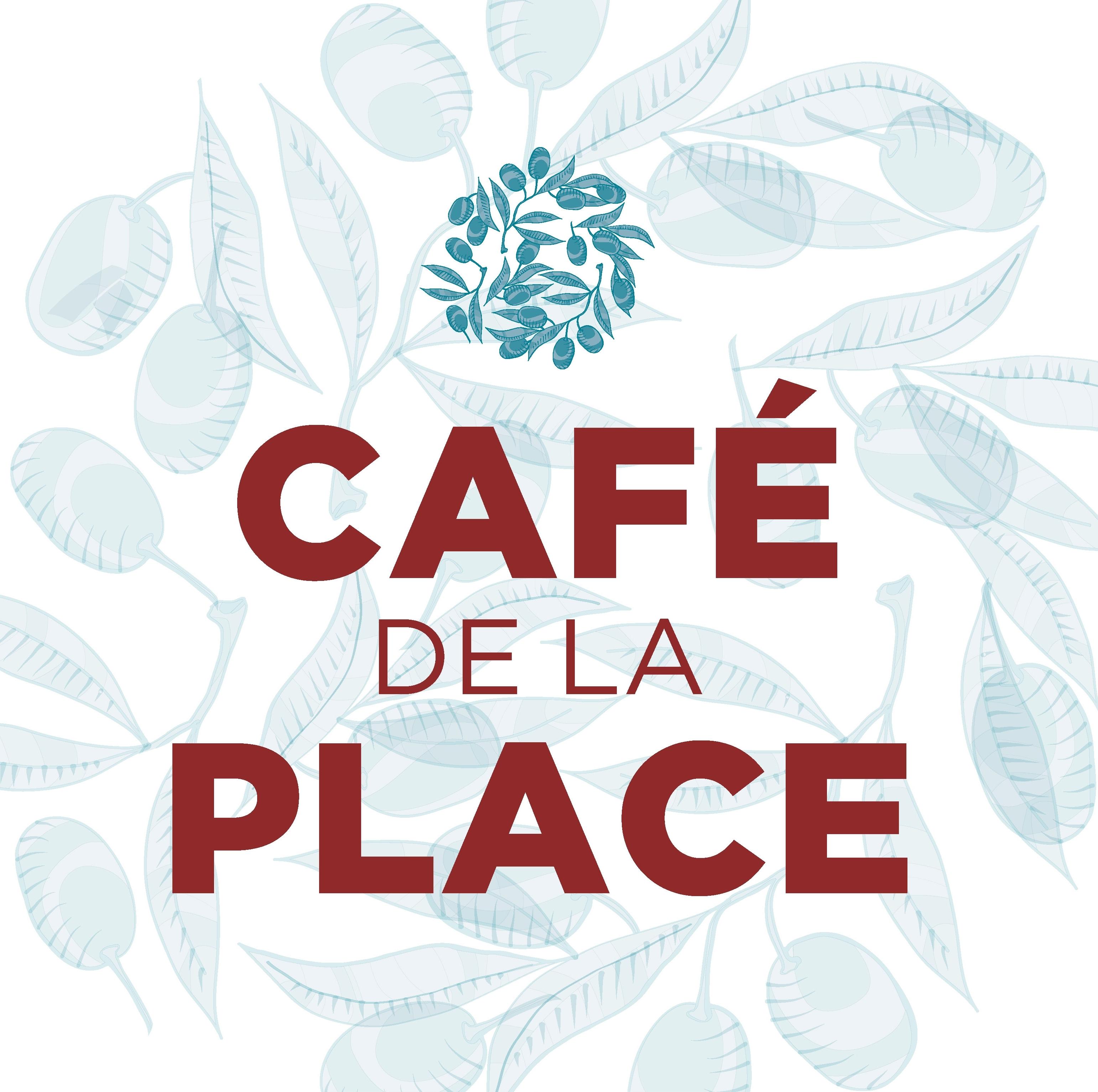 Logo Café de la Place - Saint Rémy