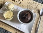 Photo Mi-cuit au Chocolat et Glace Vanille - Café de la Place - Saint Rémy