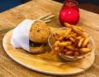 Photo Burger du Chef - Café de la Place - Saint Rémy