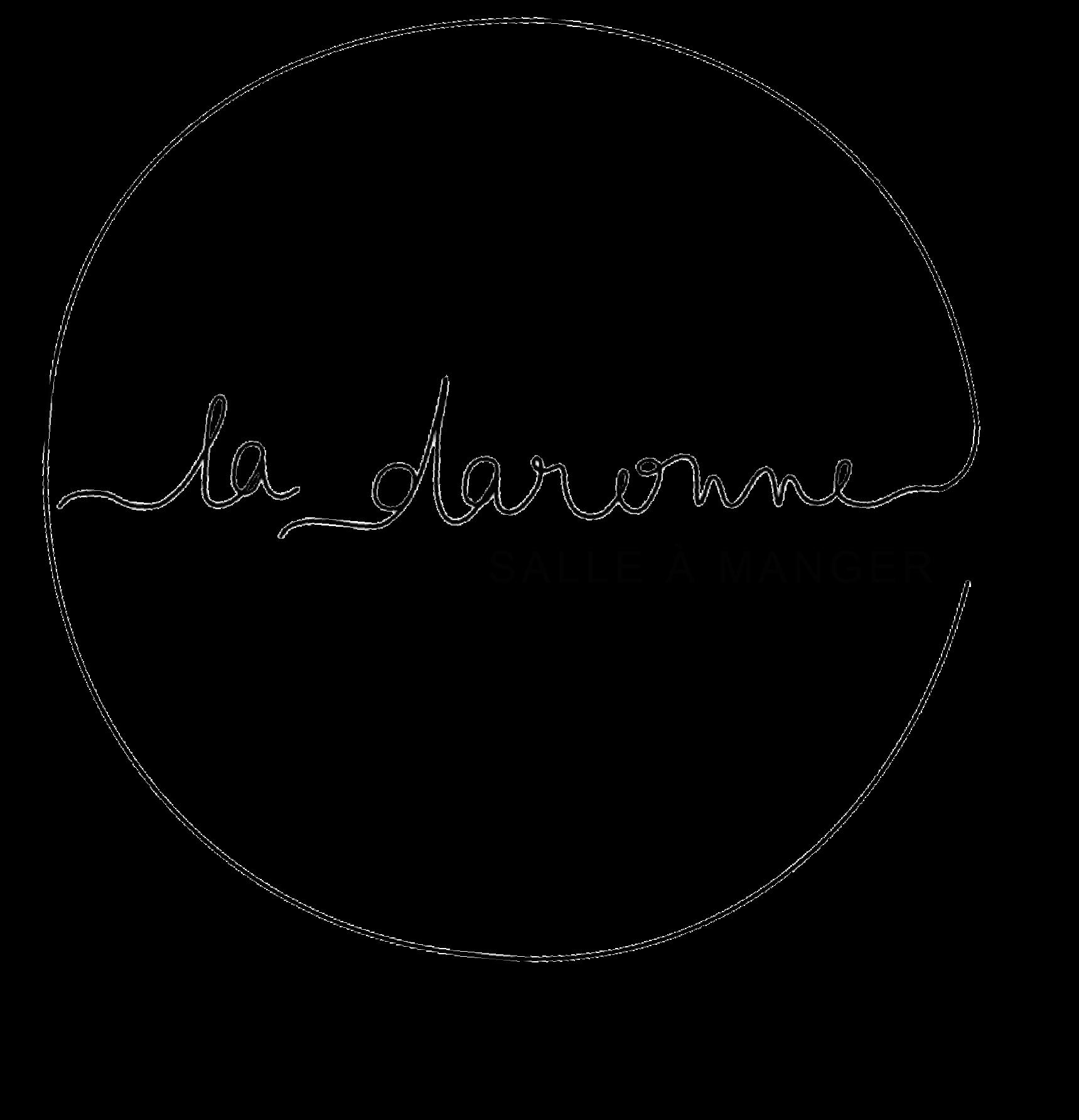 Logo La Daronne