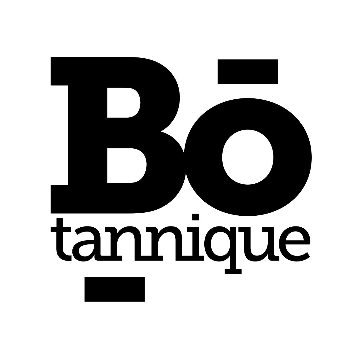 Logo Bo-tannique